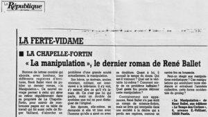 thumbnail of La République 19961013