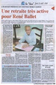 thumbnail of Le Réveil Normand