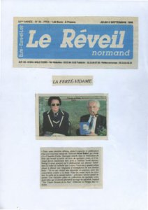 thumbnail of Le Réveil Normand