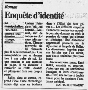 thumbnail of L'Humanité 19961213